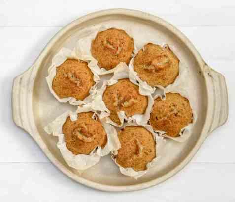 Muffins 5 oppskrift.