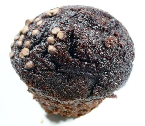 Sjokolade muffins 3 oppskrift.