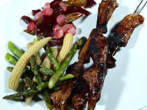 Bilde av Kebab grillspyd.