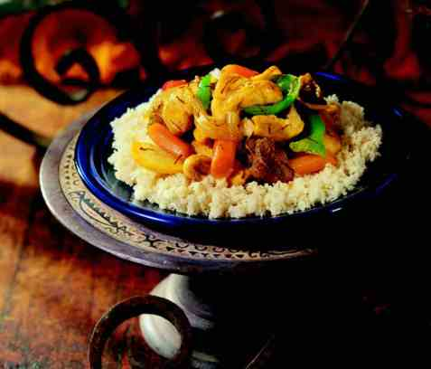 Couscous Marrakesh 2 oppskrift.