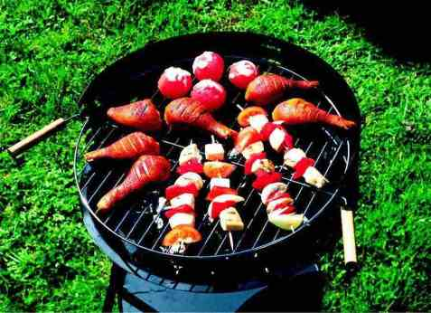 Grillede kyllinglår oppskrift.