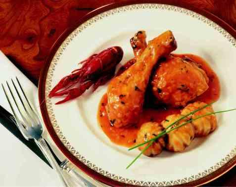 Kylling Marengo 2 oppskrift.