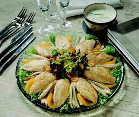 Kyllingfilet til mange oppskrift.