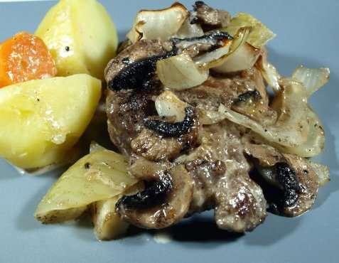Franske koteletter oppskrift.