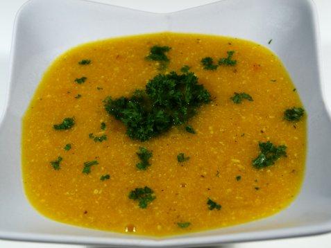 Prøv også Asiatisk gresskarsuppe med ingefær.