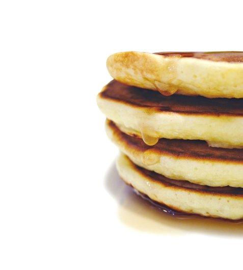 Amerikanske pannekaker 3 oppskrift.