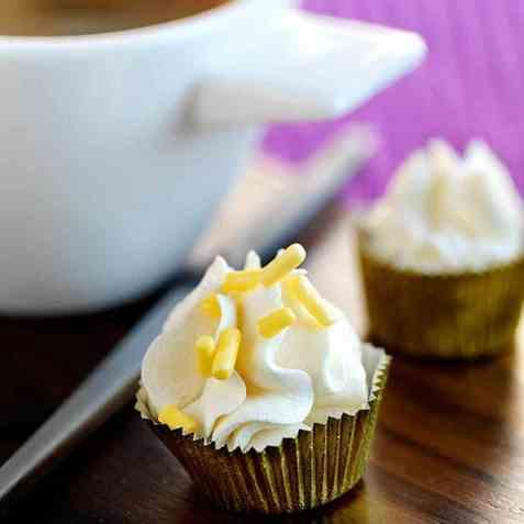 En liten godbit til kaffen etter maten oppskrift.