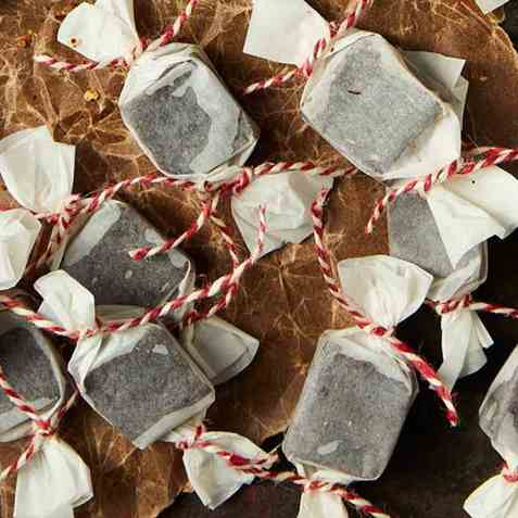 Sjokoladekarameller 5 oppskrift.