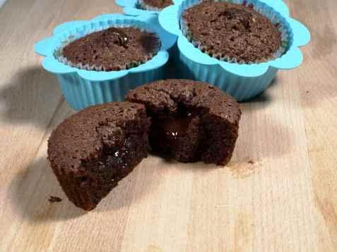 Sjokoladefondant 2 oppskrift.