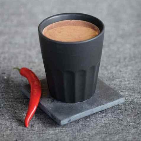 Kakao med Chili oppskrift.
