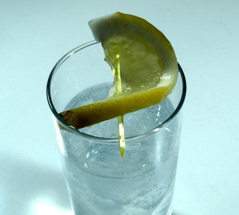 Gin Tonic perfekt oppskrift.