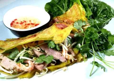 Bilde av Pannekaker fra S�r-Vietnam.