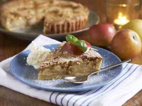 Høstens beste epleterte oppskrift.