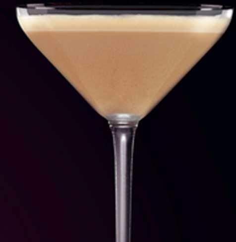 Baileys Espresso Martini oppskrift.
