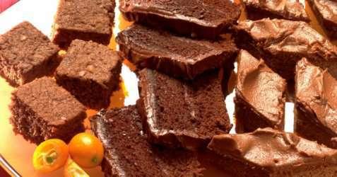Brownies 7 oppskrift.