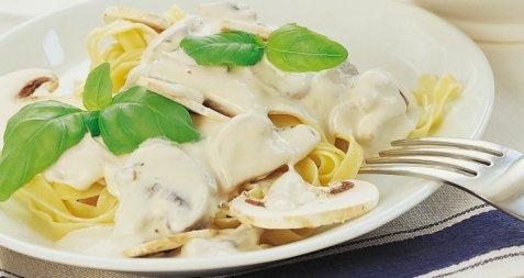 Bilde av Pasta med sjampinjongsaus-2.