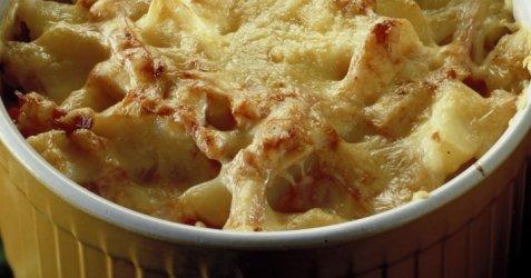 Potetform med ost oppskrift.