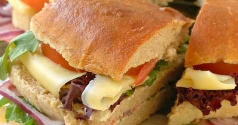 Sandwichkake oppskrift.