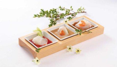 Sashimi av kveite oppskrift.