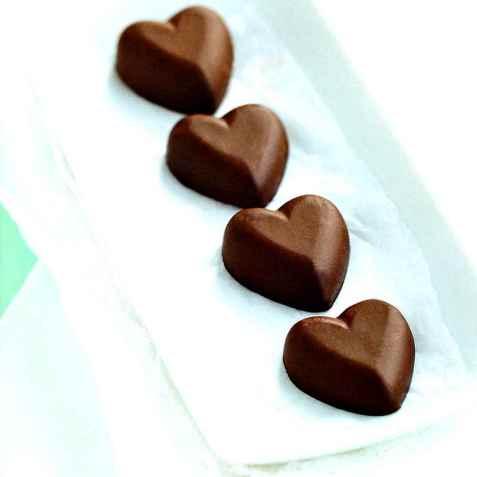Sjokoladefudge med sukrin oppskrift.