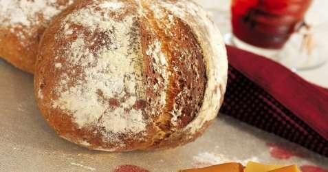 Terjes hemmelige brød oppskrift.