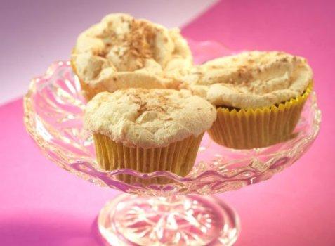 Pina Colada-muffins oppskrift.