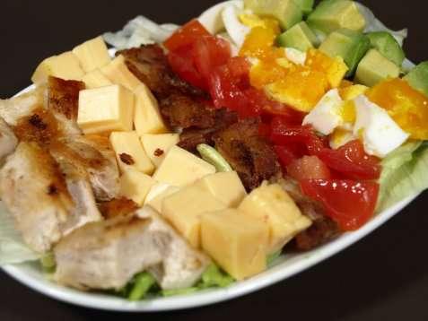 Cobb salat 2 oppskrift.