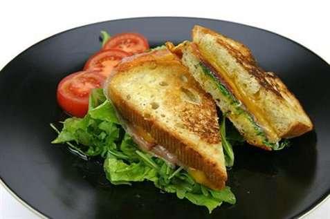 Bilde av Lun toast med masse smak.
