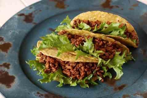 Taco enkel oppskrift.
