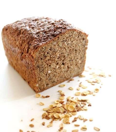 Det ideelle brødet oppskrift.