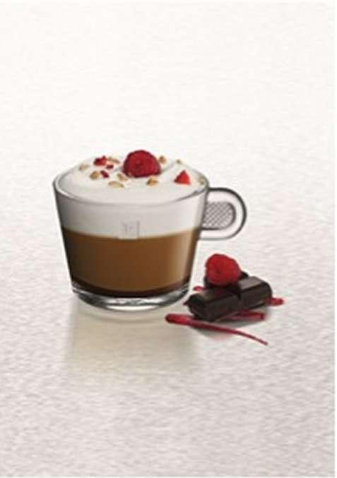 Cioccorosso Variation oppskrift.