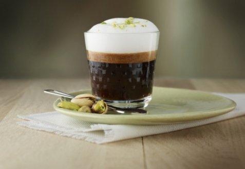 Pistacchio Coffee oppskrift.