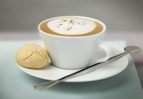 Almond Orgeat Cappuccino oppskrift.