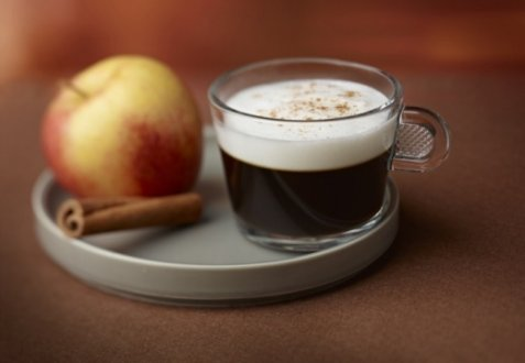 Apple Ginger Coffee oppskrift.