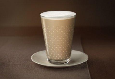 Caffe Latte fra Nespresso oppskrift.