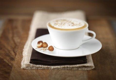 Hazelnut Cappuccino oppskrift.