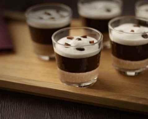 Chestnut Coffee oppskrift.