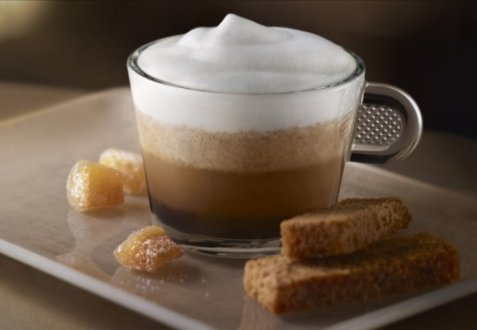 Gingerbread Coffee oppskrift.
