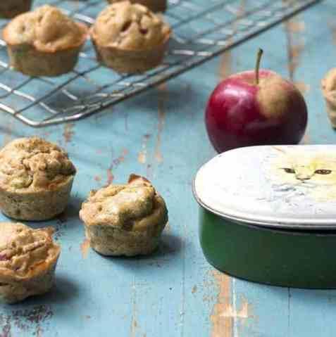 Prøv også Matmuffins med skinke og brokkoli.