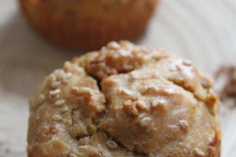 Bilde av Muffins med smak av asia.