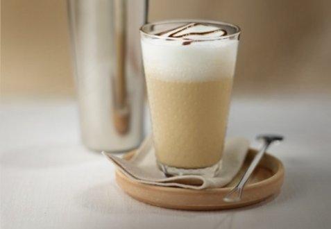 Iced Caramel Café oppskrift.