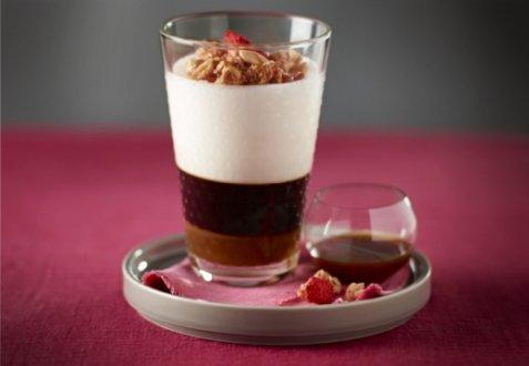 Granola Coffee oppskrift.