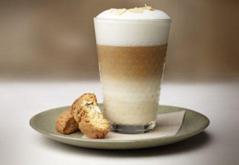 Vanilla Almond Caffe Crocant oppskrift.