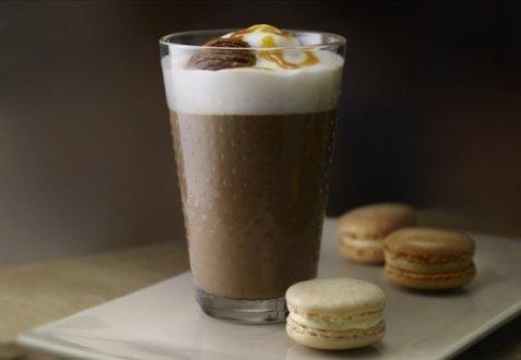 Passion café liégeois oppskrift.