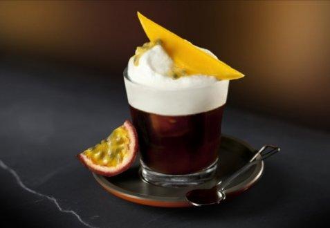 Pavlova Iced Cappuccino oppskrift.