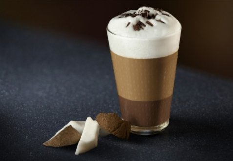 Mocca Latte with Coconut oppskrift.