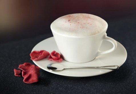 Cappuccino ö la rose oppskrift.