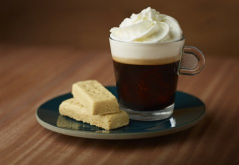 Prøv også Irish coffee & shortbread.