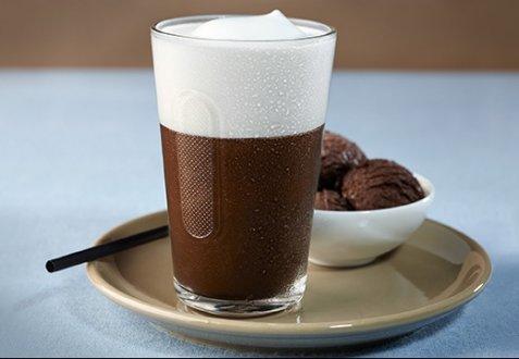 Iced Chocolate Coffee oppskrift.