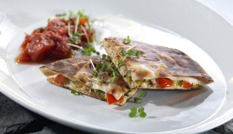 Bilde av Quesadillas med sardiner.
